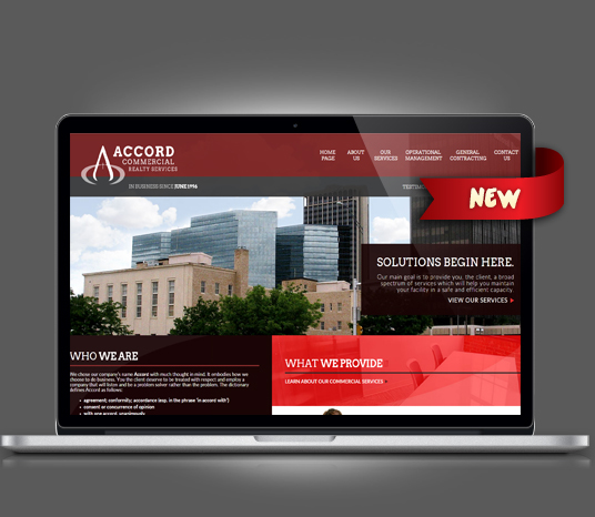 Accord Commercial Services - Amarillo Website Design, Amarillo Web Design, Amarillo Web Designers, Amarillo Webpage Designer