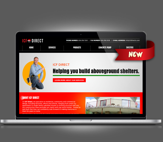 ICF Direct - Amarillo Website Design, Amarillo Web Design, Amarillo Web Designers, Amarillo Webpage Designer